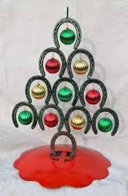 horseshoe christmas ornaments numerous friends sent rhonda and i pictures of horseshoe