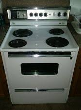 Ge Electric Cooktops Vintage Electric Stove Ebay