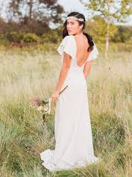 fresh simple backyard wedding dresses backyard ideas