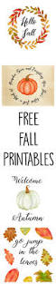 printable home decor free autumn printables watercolor and calligraphy fall art