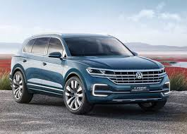 volkswagen touareg interior 2019 vw touareg review changes platform redesign engine price