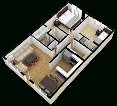 600 Sf House Plans 600 Square Foot Apartment Floor Plan 3d Studio 1 2 Bedroom Floor