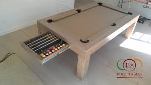 Dining Table Pool Table Anthrinkartscom - Pool table disguised dining room table