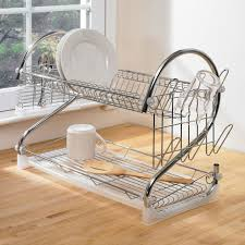 dish drying rack in the hotel home plan ideas
