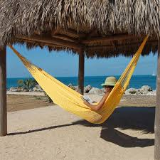 caribbean mayan hammock yellow