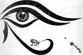 eye of horus tattoos i guess it s the eye of horus i