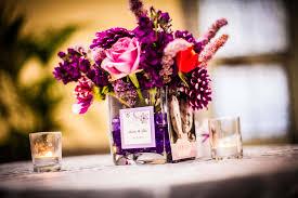 purple cocktail event design flowersbyedgar