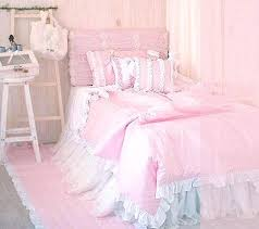 Ruffle Duvet Cover Full Pink Waterfall Ruffle Duvet Cover Pink Ruffle Duvet Cover Twin
