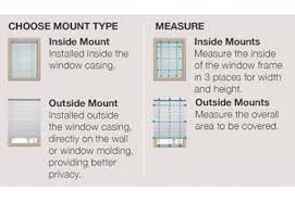 Roman Blind Measurement Calculator How To Measure For Cellular Pleated Roman And Woven Wood Shades