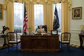 office in home texas man obsessed with white house builds mini oval office in home