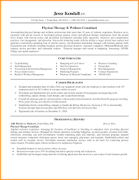 Resume Examples For Massage Therapist by Pta Resume Samples Sample Resume Massage Therapist Position 10