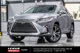 lexus rx 350 used for sale toronto 2016 lexus rx 350 executif awd toit audio gps 8 used for sale in