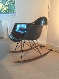 Eames Inspired Rocking Chair Eames Rocking Chair Ebay
