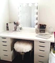 cheap white vanity desk interior design white vanity set makeup inside desk plan 11