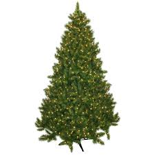 pre lit 8 5 u0027 vermont fir artificial christmas tree 900 clear