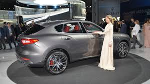suv maserati maserati speaks about the levante at the new york auto show