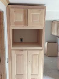 Microwave Cabinet Home Depot Kitchen Pantry With Shelf Storage