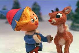 rudolph the nosed reindeer characters rudolph the nosed reindeer 50th anniversary official