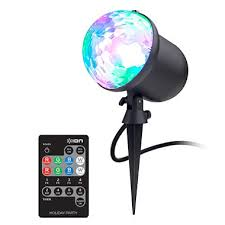 ion multi color indoor outdoor projector led light