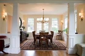 wall sconces for dining room living room traditional with area rug