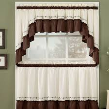Kitchen Drapery Ideas Modern Kitchen Curtains And Valances 2017 Also Popular Images