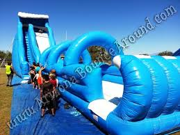 Backyard Water Slide Inflatable by Big Inflatable Water Slide Rental Inflatable Water Slides Rent A