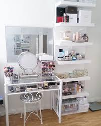 ikea makeup vanity makeup vanity for small spaces ikea hackers ikea hackers