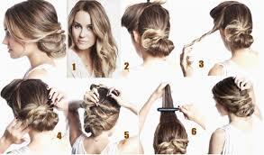 coupe cheveux d grad des coiffures simples pour cheveux longs coupe mis de tresse