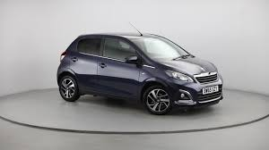 peugeot 108 used cars 2017 peugeot 108 for sale in leicester cargurus uk