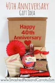 ruby gifts 40th ruby wedding anniversary gifts vase exclusive to