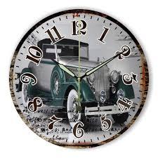 popular wall watch antique car buy cheap wall watch antique car