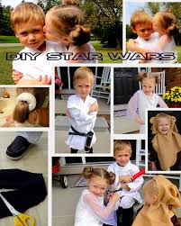 Cheap Star Wars Halloween Costumes Diy Star Wars Costumes