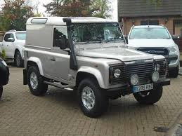 2000 land rover inside used 2000 land rover defender 90 x tech for sale in