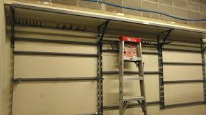 family storage center how to build wall mounted garage storage