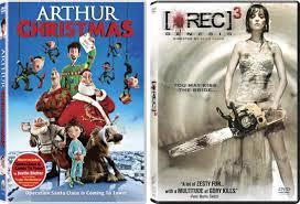 arthur christmas dvd giveaway rec 3 film misery