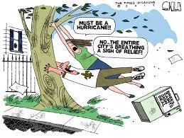 hurricane or drew brees editorial cartoon nola com