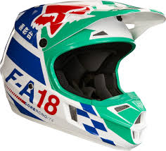 motocross helmets ebay fox racing youth v1 sayak mx helmet ebay
