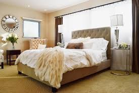 bedroom furniture san diego neutral bedroom with tufted bed chairs and mirrored furniture