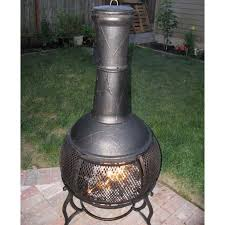 Lowes Firepit Sweet Ideas Chimenea Pits New Lowes Chiminea Design Pit Cover