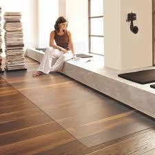 tapis bureau transparent pvc transparent waterproof leather mats floor protection living