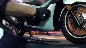 Honda Pcx Valve Clearance Adjustment Youtube