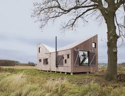 energy efficient wooden house zilvar by asgk design caandesign