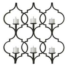 Quatrefoil Wall Sconce Better Homes And Gardens Quatrefoil Wall Sconce Bronze Walmart
