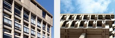 design competition boston concrete visions the bac and boston city hall design competitions