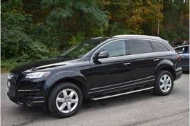audi springfield used audi q7 for sale in springfield ma edmunds