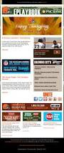 the cleveland show a brown thanksgiving 42 best thanksgiving email design gallery images on pinterest