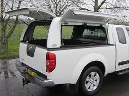 Navara D40 Interior Hardtops Australia Nissan Navara Workstyle Hard Top King Cab
