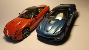 corvette zr1 kit 599 gto corvette zr1 completed revell plastic model kits