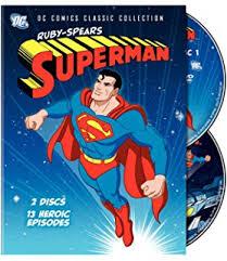 amazon superman ultimate max fleischer cartoon