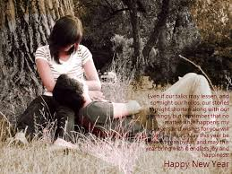 Cute Love Couple Quotes by Happy New Year Romantic Happy New Year Pinterest Romantic